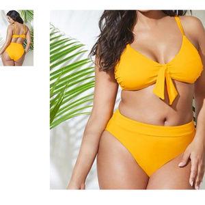 Swimsuits for all Mentor hi leg BIKINI set 321h3*
